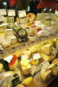 Food Dance, artisan cheese